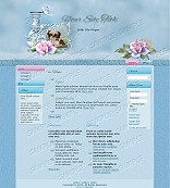 WP theme-Frosted