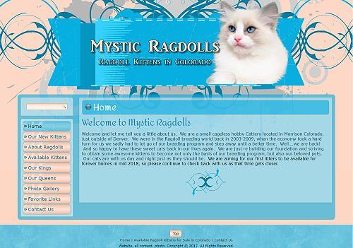 Mystic Ragdolls