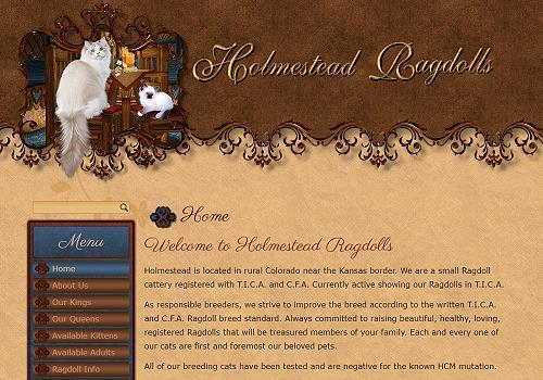Website Design Portfolio (cont') | Gerlinda com